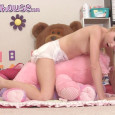 Odette has diapered herself with a very large dildo shoved deep inside her tight little babygirl pussy. She has already had one orgasm with it and now she's sweetly playing […]